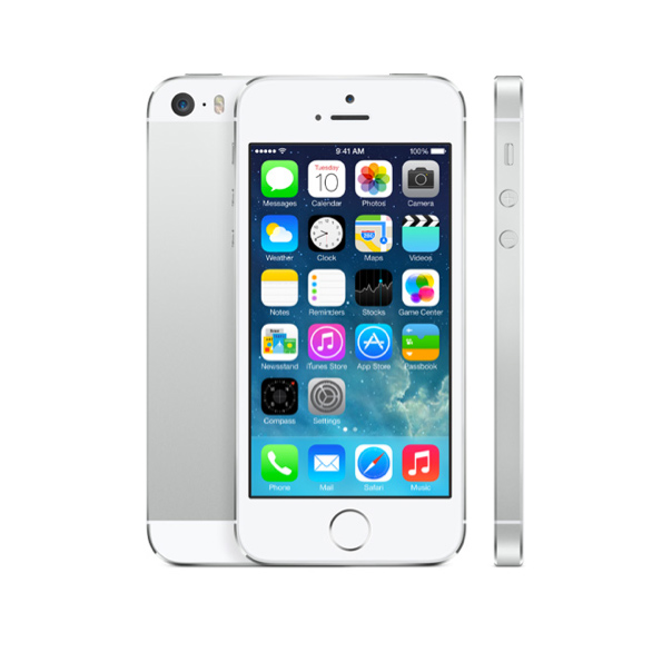 Refurbished Apple iPhone 5s 16GB, Silver - Locked Verizon Wireless