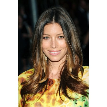 Jessica Biel At Arrivals For The 2010 Council Of Fashion Designers Of America Cfda Awards Canvas Art     16 X 20