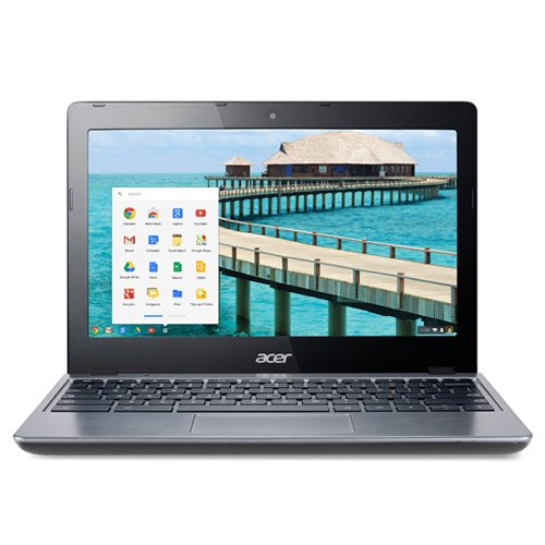 Image of Acer 11.6 Chromebook Laptop 2GB 16GB C720-2802