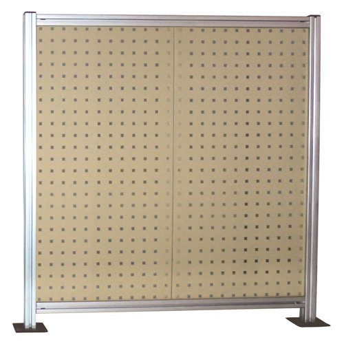 Kennedy 2-Panel Benchmount Framed Steel Tool Board