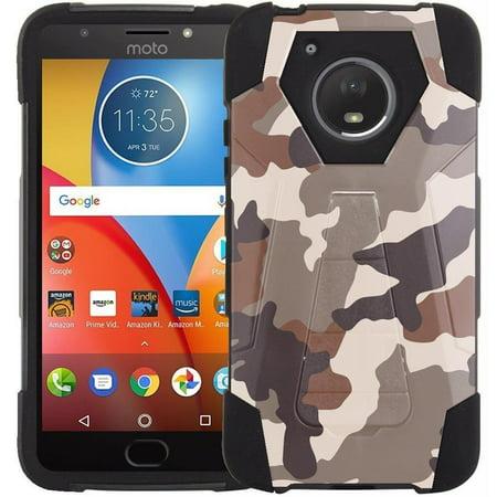 competitive price c571e 911d0 Moto E4 PLUS Case - Armatus Gear (TM) Advanced Armor Hybrid Dual Layer  Protective Case Design Phone Cover for Motorola Moto E4 Plus / Moto E4+