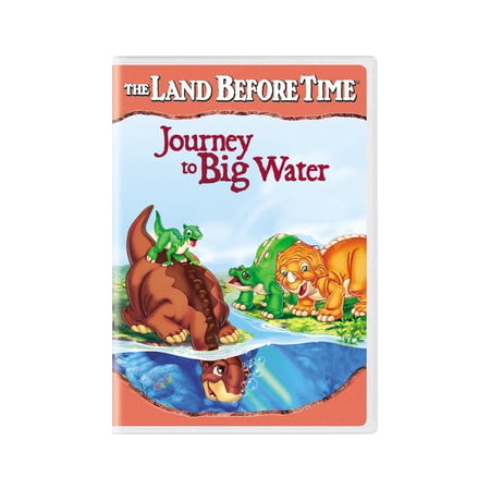 The Land Before Time: Journey to Big Water (DVD)