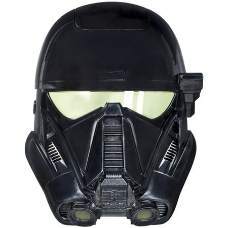 Star Wars: Rogue One Imperial Death Trooper Voice Changer Mask - Mask With Voice Changer