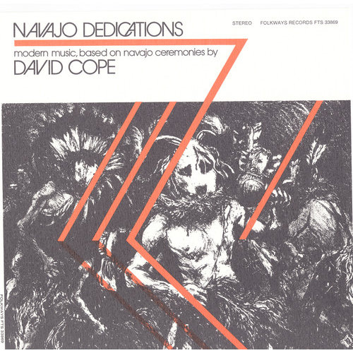 David Cope - Navajo Dedications: Music by David Cope [CD]