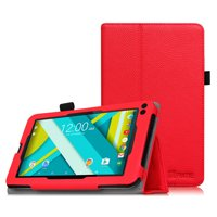 "RCA Voyager III / RCA Voyager II / RCA 7"" Tablet Case - Fintie Premium Vegan Leather Cover with Stylus Holder"