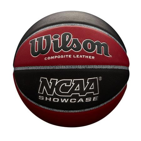 Wilson NCAA Showcase Basketball, Official Size (29.5
