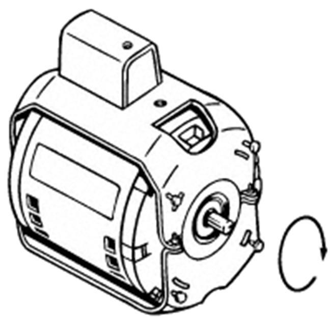 doerr motor lr22132 parts