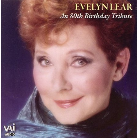 Evelyn Lear   Evelyn Lear  An 80Th Birthday Tribute  Cd