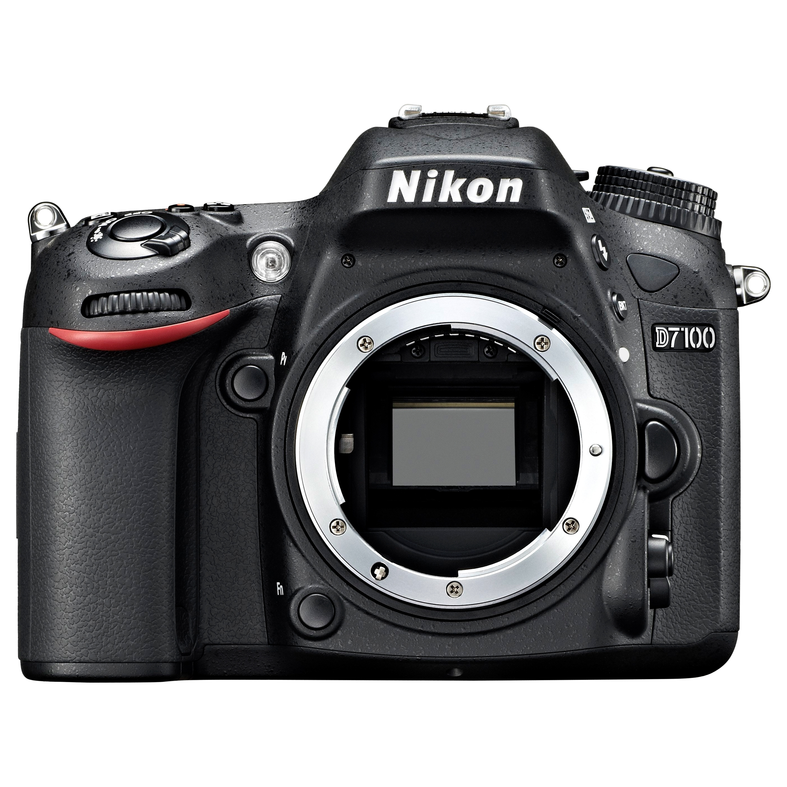 Nikon Black D7100 Digital SLR Camera with 24.1 Megapixels (Body Only)
