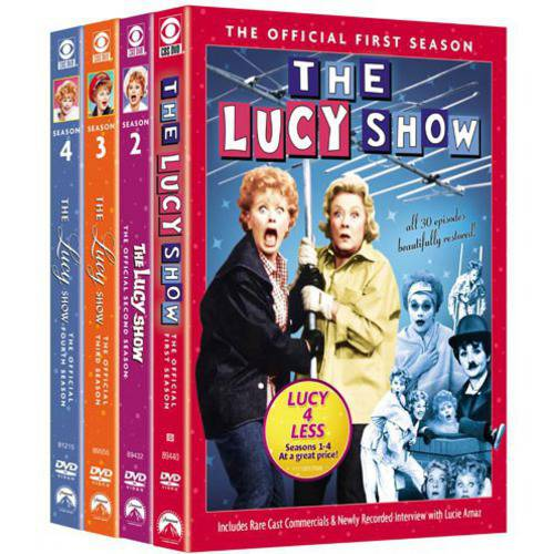 The Lucy Show: Four Season Pack (French Language Version)