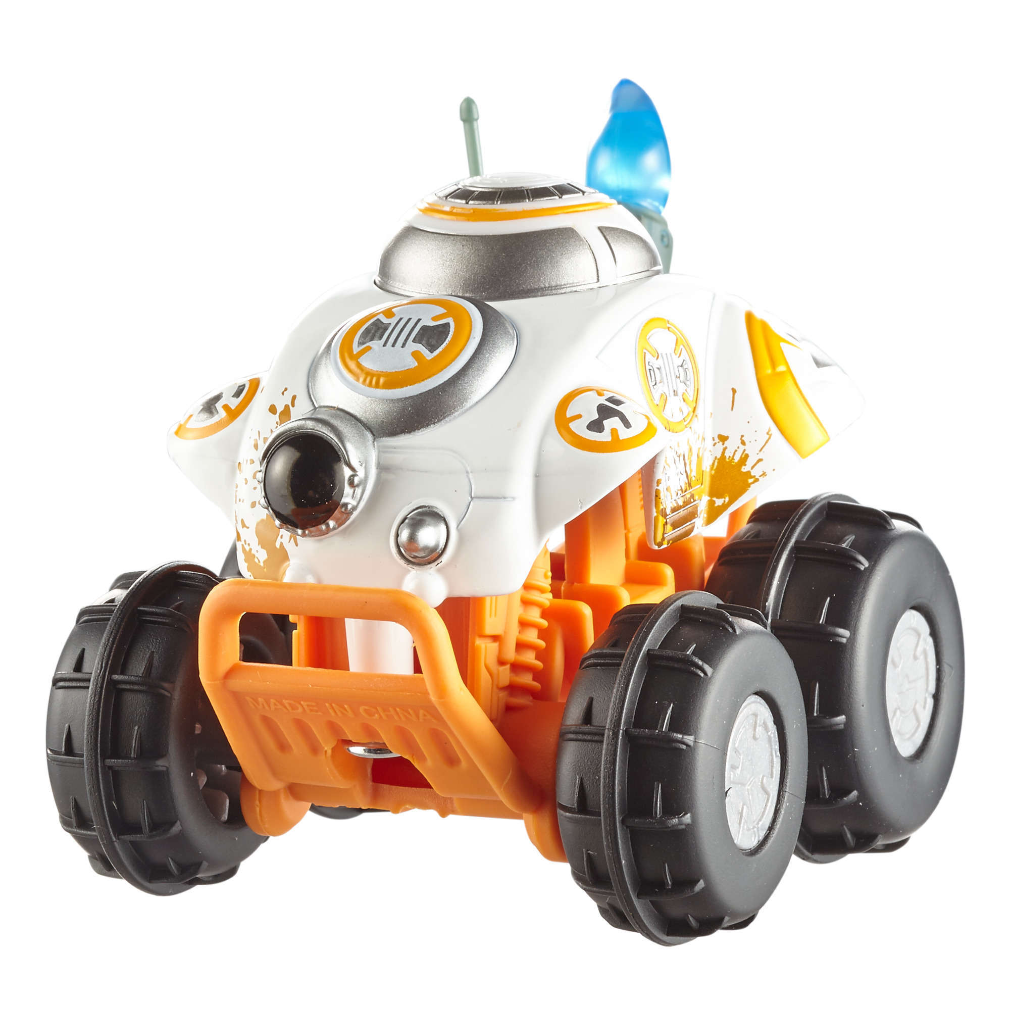 Hot Wheels Star Wars All-Terrain BB-8 1:43 Scale Vehicle