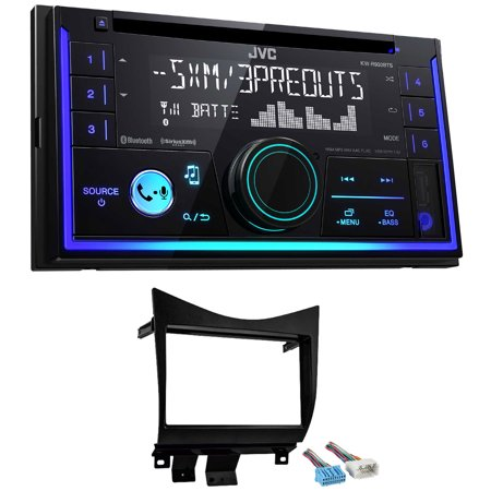 JVC Stereo CD Receiver w/Bluetooth/USB/iPhone/Sirius For 2003-2007 Honda