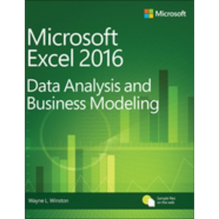 Microsoft Excel Data Analysis and Business Modeling - eBook (Microsoft Ebooks)