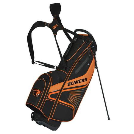 State Golf Stand - Team Effort Oregon State Beavers GridIron III Stand Golf Bag