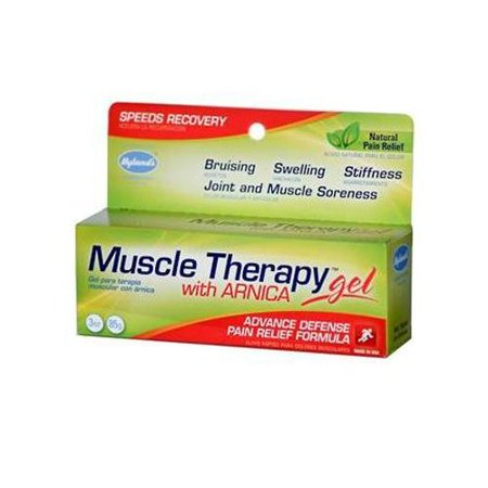 4 Pack - Hyland's Muscle Therapy Gel Arnica 3 oz Chaque