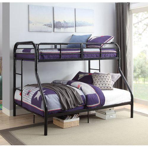 Zoomie Kids Hallum Twin Over Full Bunk Bed