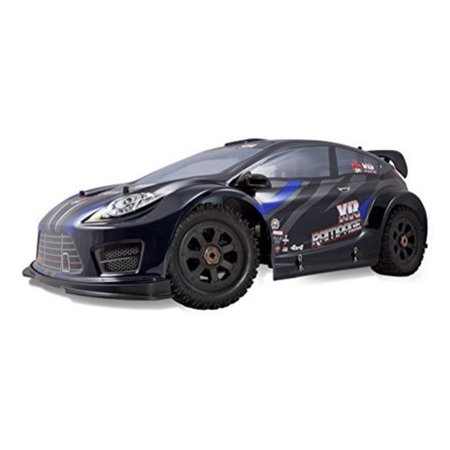 Redcat Racing Rampage XR Rally Car, 1/5 Scale Gas, 2.4GHz Radio, 6v 2500mAh Battery and Charger