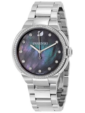 City Grey Mother of Pearl Dial Ladies Watch 5205990