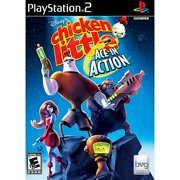 Disney's Chicken Little: Ace in Action - Playstation 2