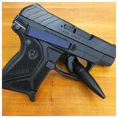 Concealed Gun Belt Clip for Ruger LCP Black (LCP 2), N/A By ClipDraw From