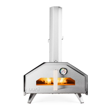 UUNI Pro Outdoor Pizza Oven Wood Pellet Charcoal Stainless Steel Meat Fish