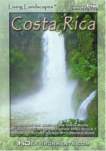 Living Landscapes: Costa Rica by Victory Multimedia
