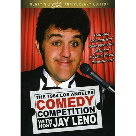 The 1984 Los Angeles Comedy Competition With Host Jay Leno (DVD) - Halloween Festival 2017 Los Angeles