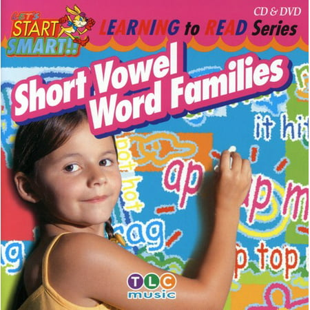 Short Vowel Word Families (CD) (Includes - Vowels Cd