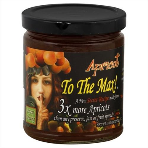 Fruit To The Max Fruit Sprd Apricot 10.5 Oz (Pack of 6)