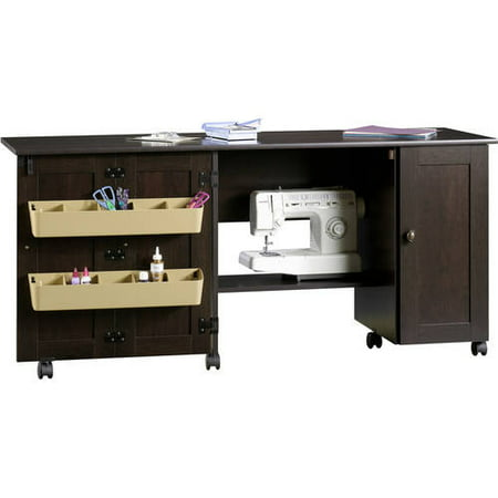 Sauder Sewing and Craft Table, Multiple Finishes ()