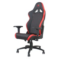 RapidX Ferrino Line Diamond Patterned Gaming and Lifestyle Chair
