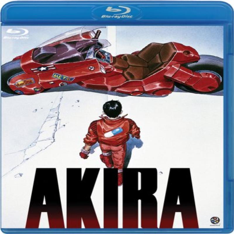 Akira (Blu-ray) (Widescreen)