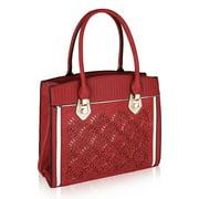 MKF Collection by Mia K. Sheila Top Handle Satchel Bag