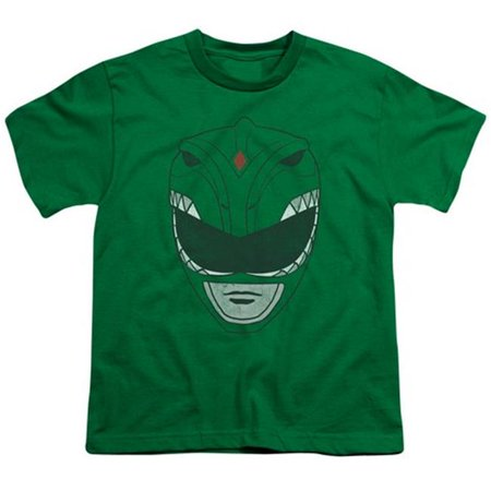 Green Ranger S/S Youth 18/1 Kelly Green Pwr114