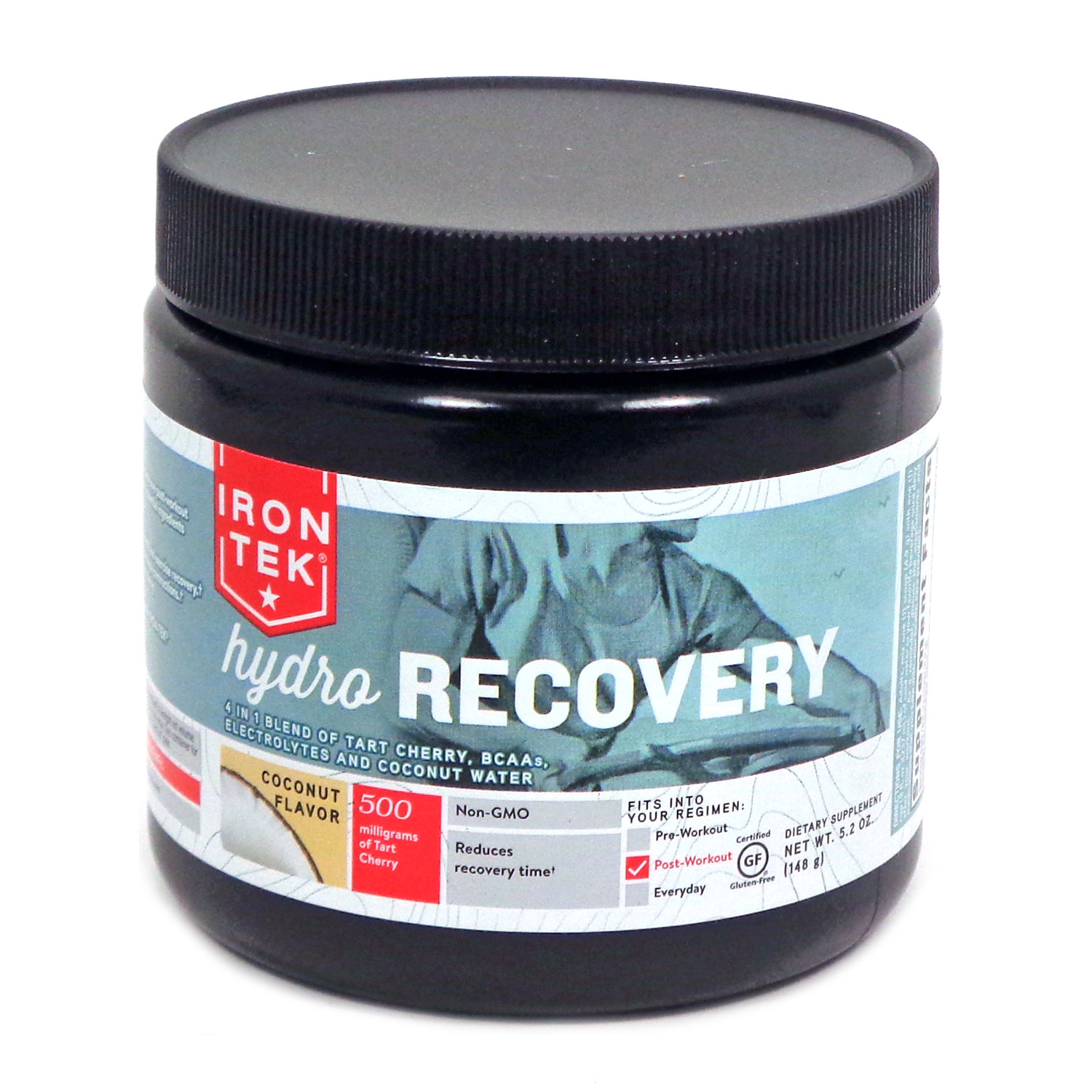 Hydro Recovery Coconut Flavor By Irontek - 30 Servings