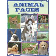 Animal Faces - eBook