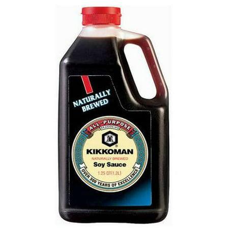 Product of Kikkoman Soy Sauce, 64 oz. [Biz