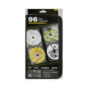 SENTRY CD096 CD/DVD Wallet Holder