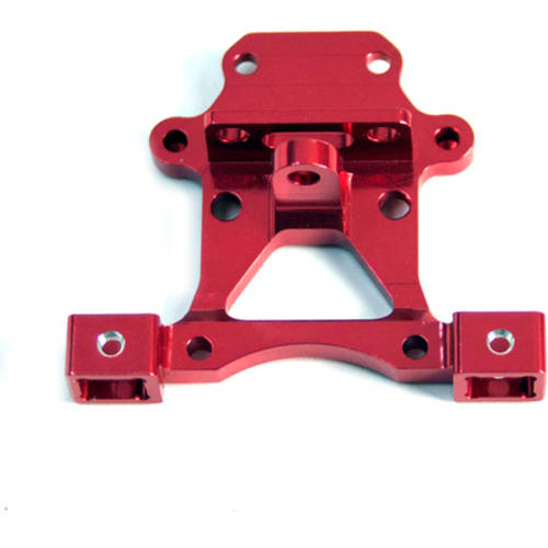 Body Post Mount Base for Traxxas Boss 302 Ford Mustang 1:16, Red by Generic