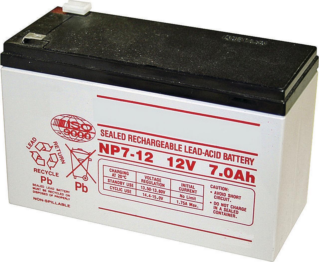 E-Z Gate Battery by Mighty Mule by Gates That Open, LLC