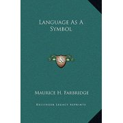 Language as a Symbol