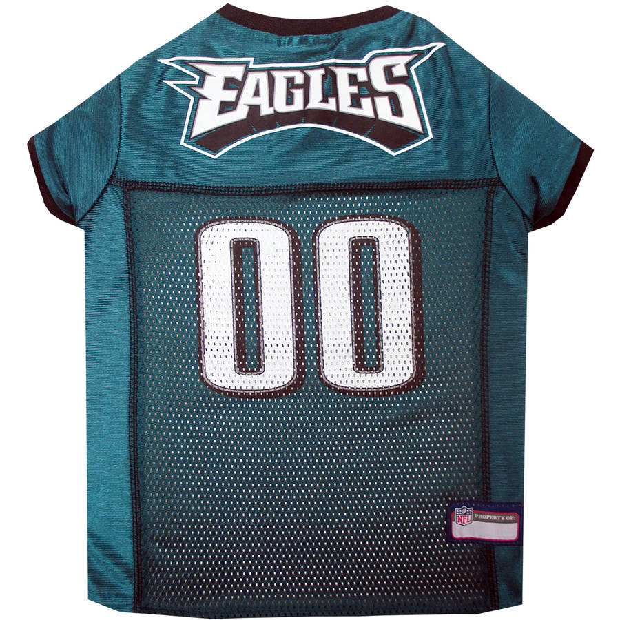 Pets First NFL Philadelphia Eagles Pet Jersey