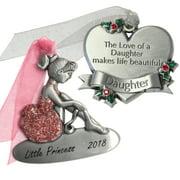 Gloria Duchin 2pc Daughter Ornament Gift Set