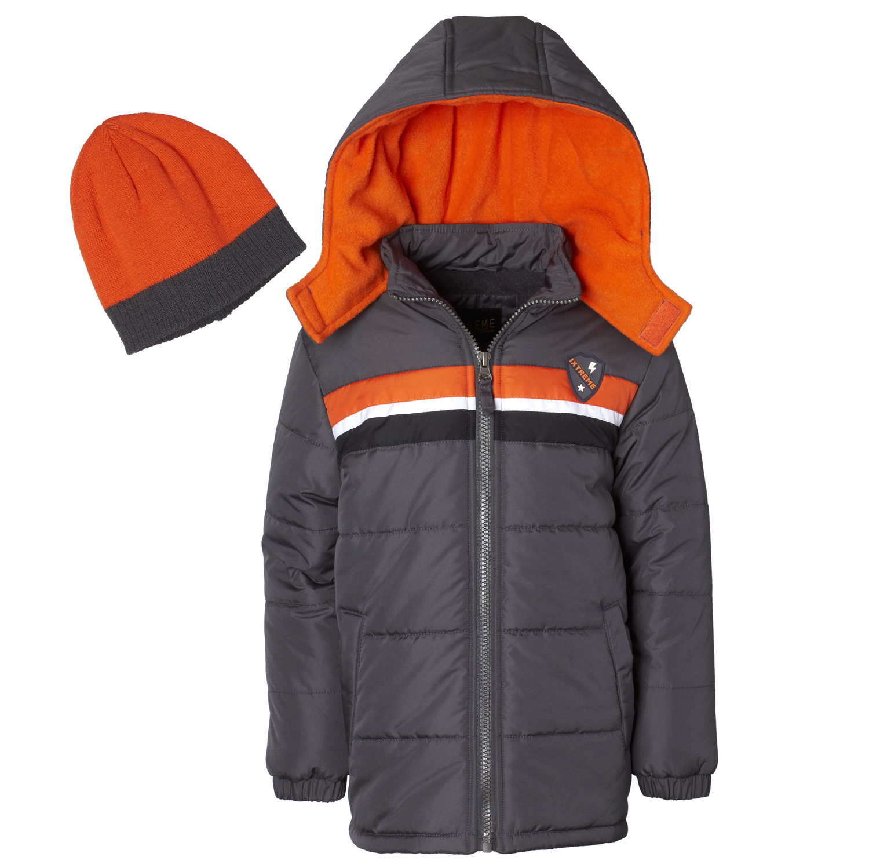 iXtreme boys Fleece Jacket With Stripe