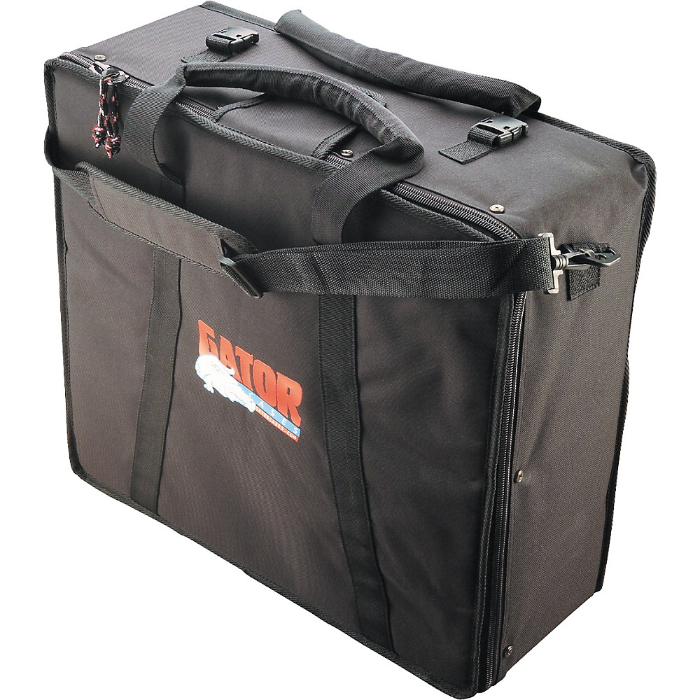 Gator Cases Lightweight Mixer Case: 8'' H x 22'' W x 16'' D by Gator Cases