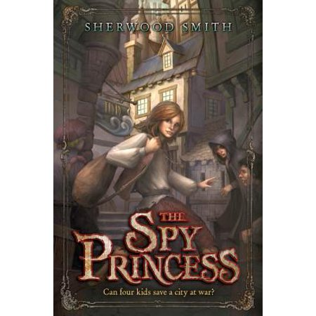 The Spy Princess - eBook