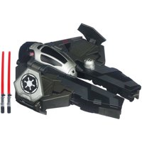 Star Wars Transformers Darth Vader to Sith Starfighter