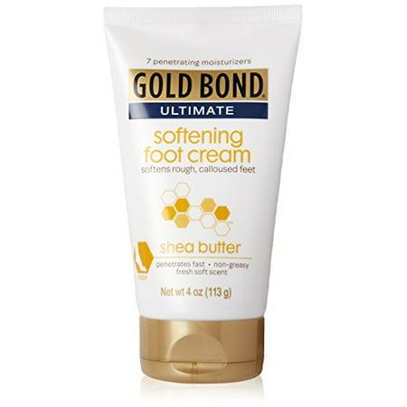 Gold Bond ultime pied crème adoucissante 4 oz Chaque