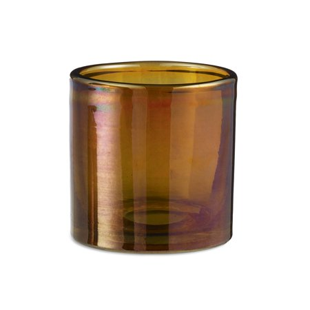 Design Ideas Primrose Blown Glass Vase, Small