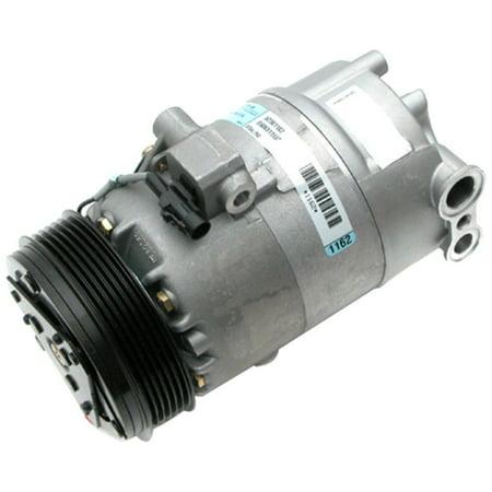 Delphi CS20027 A/C Compressor For Pontiac Vibe, With (Pontiac Phoenix Ac Compressor)